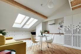 küche dachschräge 50 ideen für ein auffälliges