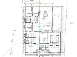 House With Garden 2D DWG Plan For AutoCAD Designs CAD