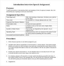 Speech Outline Template 32 Free PDF Word Documents Download