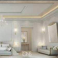 Peek On The Glamorous Master Bedroom Designs On Behance