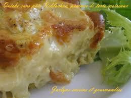 quiche sans pâte reblochon pommes de terre poireaux crème vous