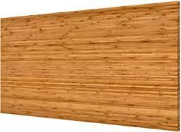 apalis magnettafel bambus memoboard design quer metall