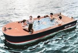 tub boat