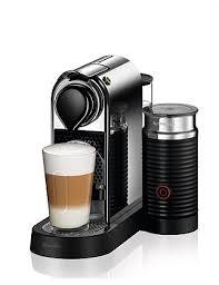 NESPRESSO BEC650MC CitizMilk Coffee Machine