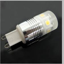 3w g9 led bulbs use epistar smd5050 with high lumens 240lm warm