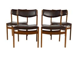 Teak Dining Chairs From TopForm, 1960s, Set Of 4 Four Ding Chairs In Stain Beech Teak Upholstered With Black Leatherette Art Nouveau Or Deco Shield Back Antique Ding Chairs Set Of Vintage Four By Helge Sibast For Early 19th Century Round Bdmeier Table Moes Home Collection Calvin Sadlers Johannes Andersen Denmark Circa 1950 Victorian Walnut The Shop Fashionchrystal Setfour Includedtransparent 5 Pc Counter Height Room Setpub And 4 East West Fniture Mid Modern Lawrence Peabody