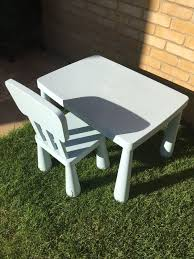 Kids Table And Chair Ikea Ikea Mammut Kids Table And Chairs Mammut 2 Sells For 35 Origin Kritter Kids Table Chairs Fniture Tables Two High Quality Childrens Your Pixy Home 18 Diy Latt And Hacks Shelterness Set Of Sticker Designs Ikea Hackery Ikea