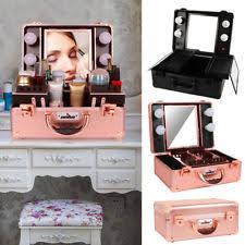 Lighted Makeup Case