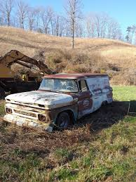100 Project Trucks For Sale Cheap Estate Settlementbarn Find 1962 Chevrolet C10 Panel Truck Great