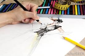 Sketching Remains An Important Skill For Fashion Designers