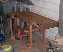 workbench vice design the face vice english woodworker
