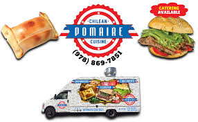 100 Food Trucks Boston Ma Pomaire Chilean Truck Chilean Truck Stand