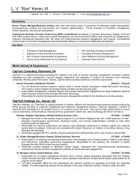 Large Size Of Curriculum Project Manager Example Cover Letter It Management Skills In Resume Best Securit