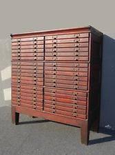 Shaw Walker File Cabinet History by Map Cabinet Ebay