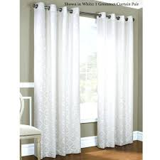 Gold And White Sheer Curtains by Gold And White Curtains Teawingco Sheer Shower Curtain Target