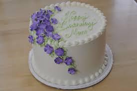 Happy Birthday Cake for Mom