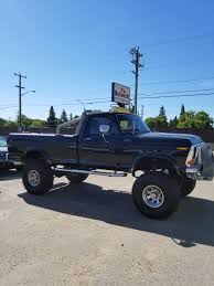 Ford F-250 Questions - Is It Worth It To Restore A 1976 Ford 4x4 ...