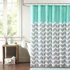 white and teal curtains teawing co