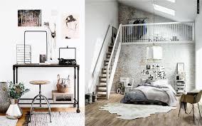 chambre industriel quand le style scandinave rejoint le design industriel pour notre