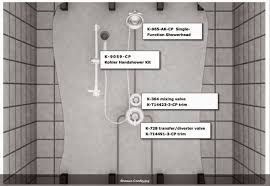 Kohler Elliston Faucet Chrome by Kohler Shower Faucet Installation Epienso Com