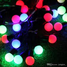 led bulb l string small bead l lights