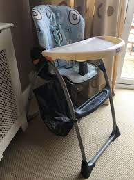 High Chair | In Ipswich, Suffolk | Gumtree Chicco Polly Magic Cover Cocoa Jazzy Highchair Green Wave Great For Happy Snack Meal Amazon Joie Igemm 0 Car Seat Pocket Portable Booster Bundle Pavement Dark Grey In Castle Point For 1500 Sale High Chair 636 Months M20 Manchester Recling Gumtree Toys R Us Canada Shop 2 Start Silver Online Dubai Abu Dhabi And All Uae