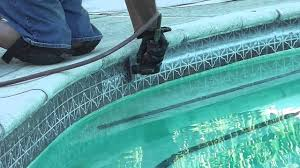 calcium in pool removal