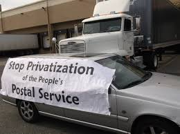 Mystery' Blockade Of Private Truck At Portland Mail Facility ...