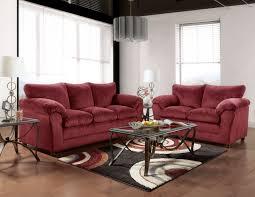 Nolana Charcoal Sofa Set by Kelly Burgundy Sofa And Loveseat Fabric Living Room Sets
