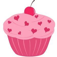 Cute cupcake outline clipart clipart kid Cliparting clipartall