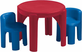 Kidkraft Farmhouse Table And Chair Set Walmart by Little Tikes Table And Chairs Set Home Chair Decoration