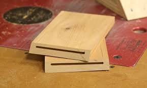 Build A Jig For Hidden Spline Joinery