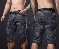 online cheap tactical outdoor hunting camouflage capri pants men