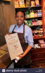 Fort Lauderdale Ft Florida Cracker Barrel restaurant Black woman menu hostess waitress employee uniform job