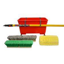 100 Truck Wash Brush Bucket