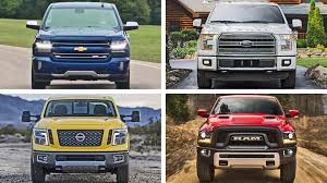 TOP 10 Best Pickup Truck 2016 - YouTube