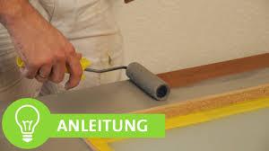 tür streichen ohne streifen anleitung für einfaches lackieren türen und zargen