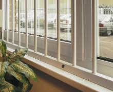 Decorative Security Grilles For Windows Uk by Removable Security Window Bars Home Fixed Window Security Bars