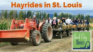 Pumpkin Patches Maryland Heights Mo by Fall Fun Hayrides In St Louis Arch City Homes