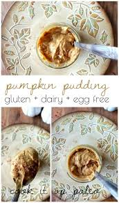 Paleo Pumpkin Custard With Gelatin by Pumpkin Pudding Cook It Up Paleo