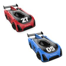 racer app controlled micro car at brookstone buy now