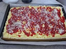 spaghetti kuchen vom blech sooo lecker