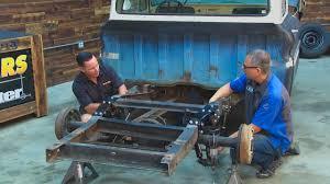 100 64 Chevy Truck Parts Front Rear Swaybar Install ChevrloetGMC YouTube