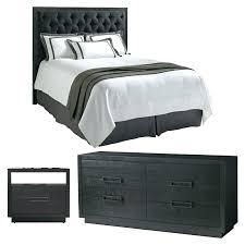 Henry Link Wicker Bedroom Furniture Platform Configurable Set