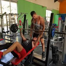 salle de musculation et de poids libres à pertuis burning zone