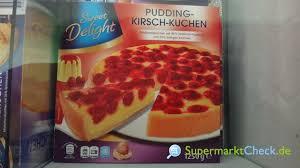 sweet delight netto m d pudding kirsch kuchen