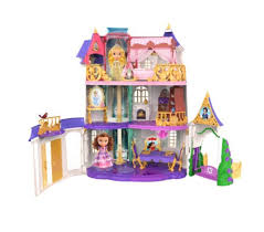 Princess Kitchen Play Set Walmart by Amazon Com Disney Sofia The First Enchancian Princess Play Castle