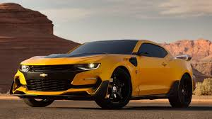 100 Bad Ass Chevy Trucks This Ass Chevrolet Camaro Is The New Transformers Bumblebee The