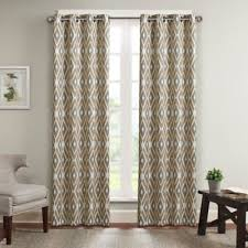 Bed Bath And Beyond Curtains 108 by Buy Taupe Curtain Panel From Bed Bath U0026 Beyond