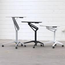 Jesper Office Adjustable Desk by Unique Jesper Workpad Sit Stand Height Adjustable Rolling